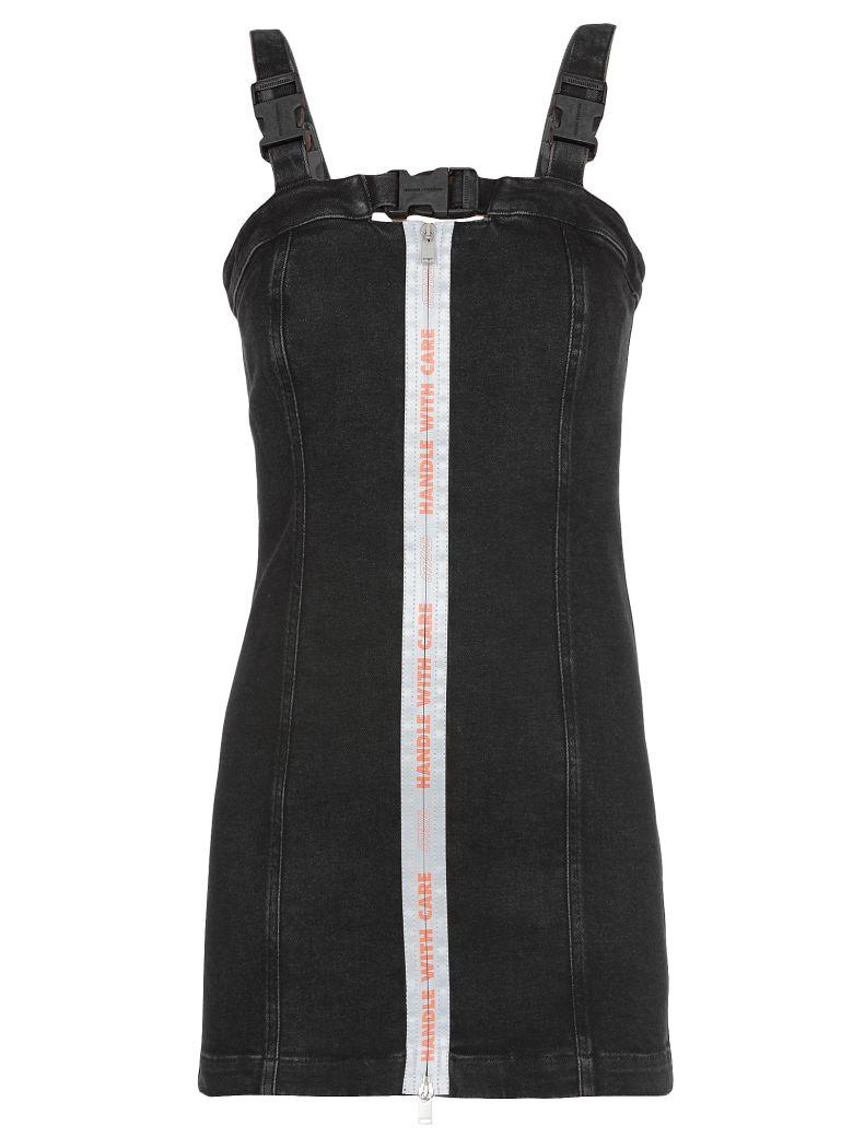 HERON PRESTON Mini Jeans Dress - Basic