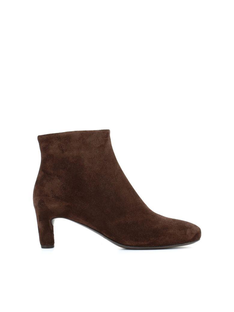 "Roberto del Carlo Ankle Boots ""10658"" - Brown"