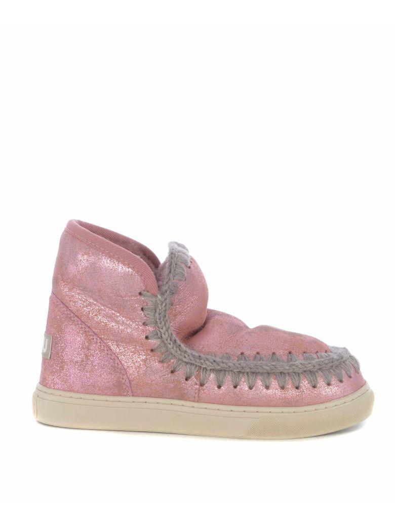 Mou Mini Eskimo Sneakers - Pink