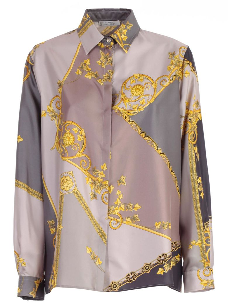 Versace Collection Printed Shirt - Glime St