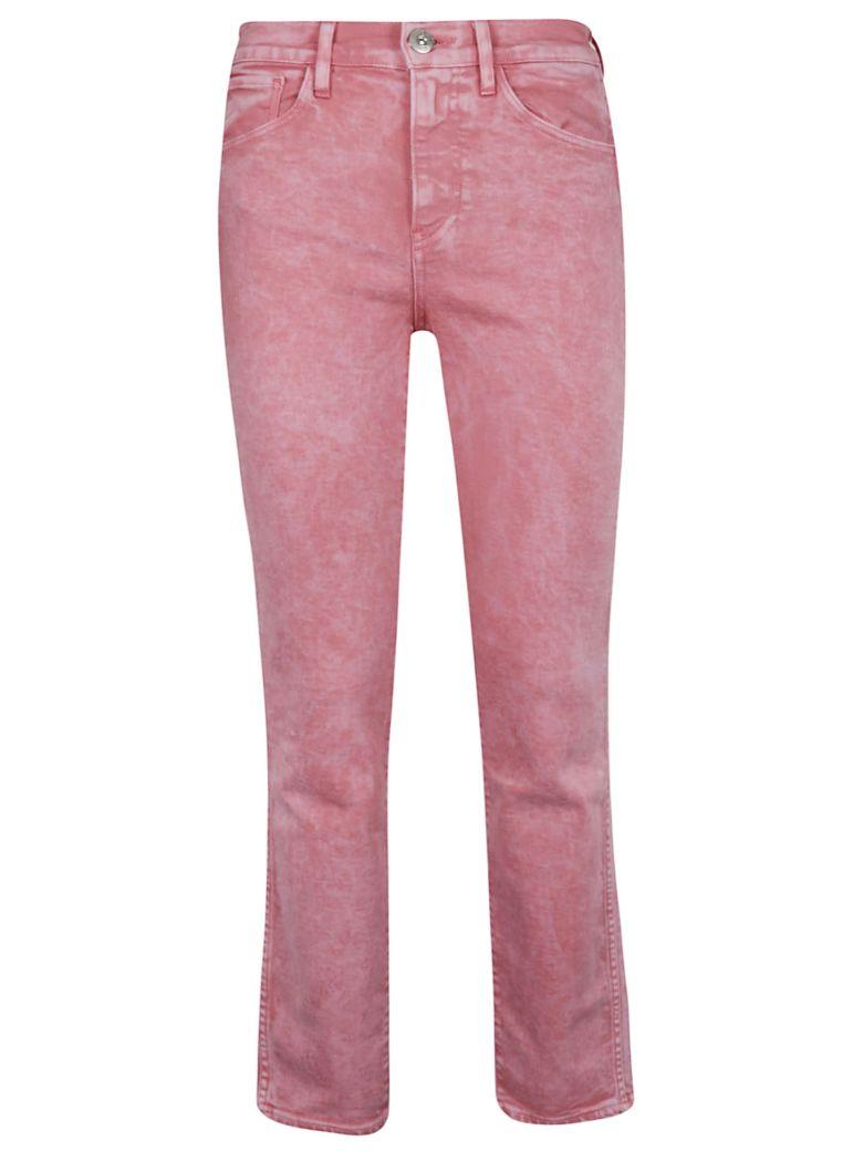 3x1 Stevie Straight Jeans - Bubblegum