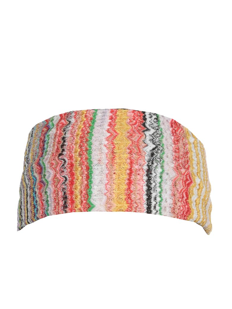 Missoni Multicolor Hair Band - Multicolor