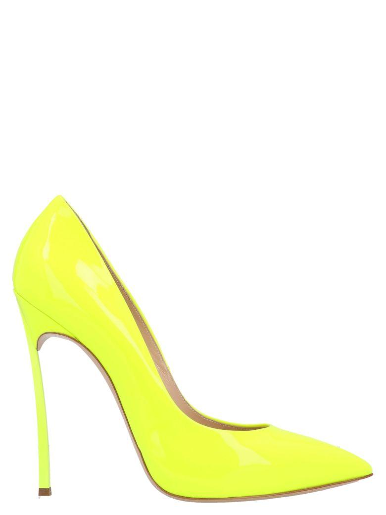 Casadei Shoes - Giallo