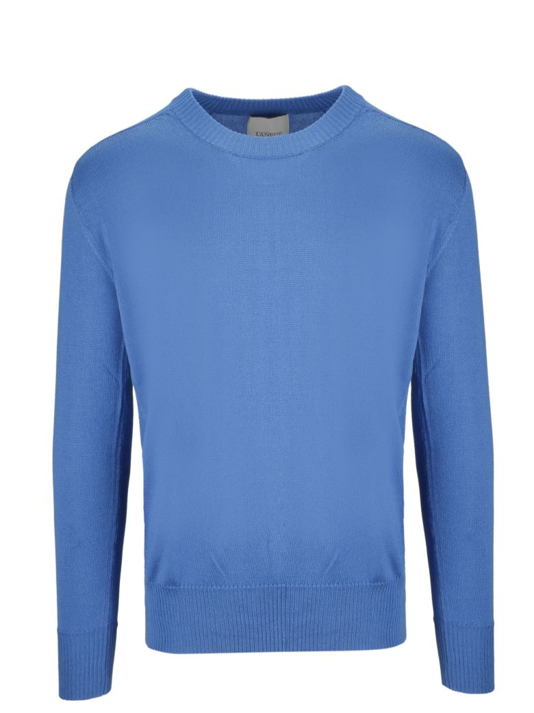 Laneus Classic Sweater - Cielo