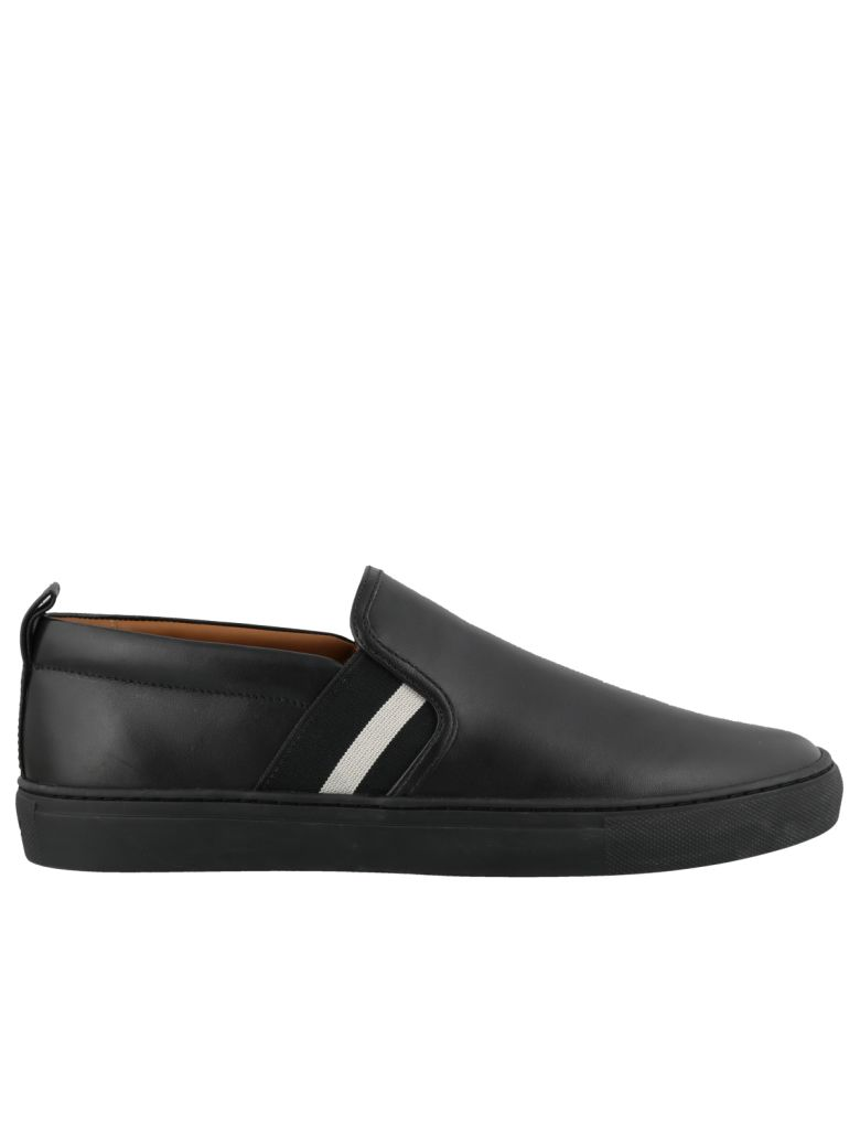 Bally Herald Slip On - Black