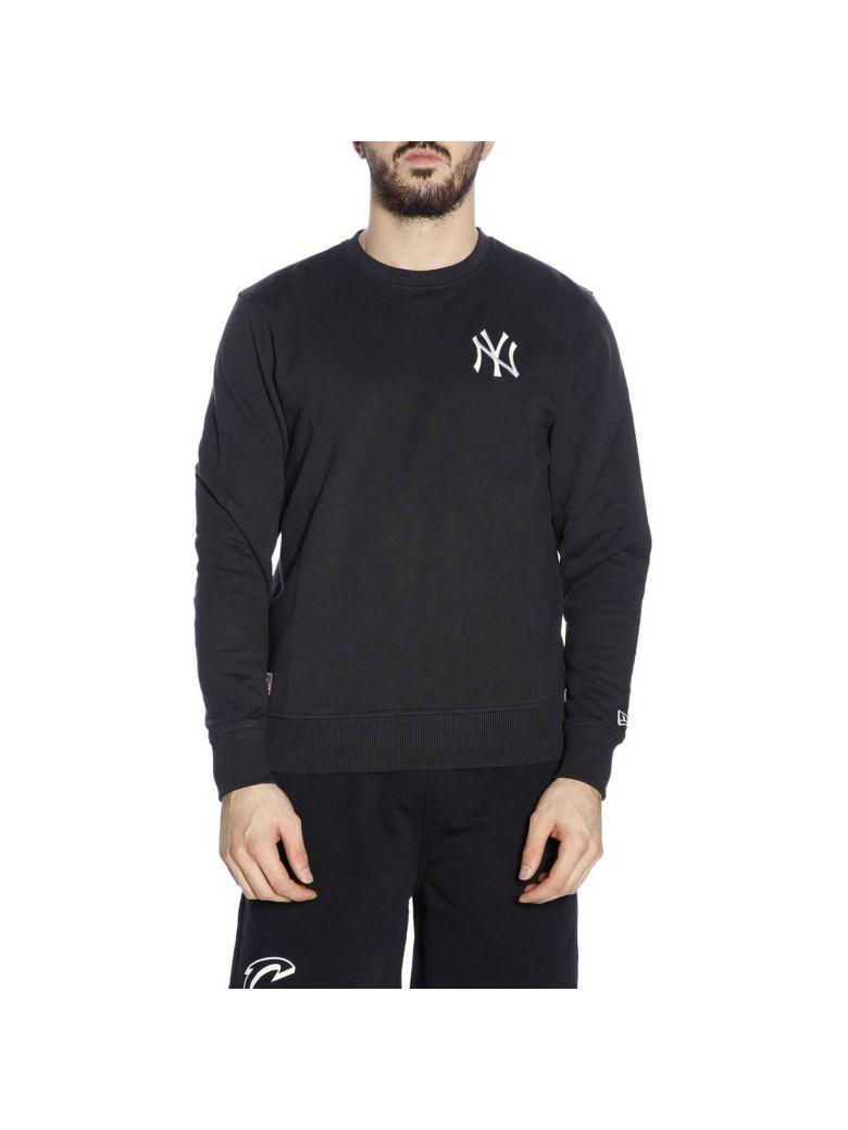 New Era Sweatshirt Sweater Men New Era - black