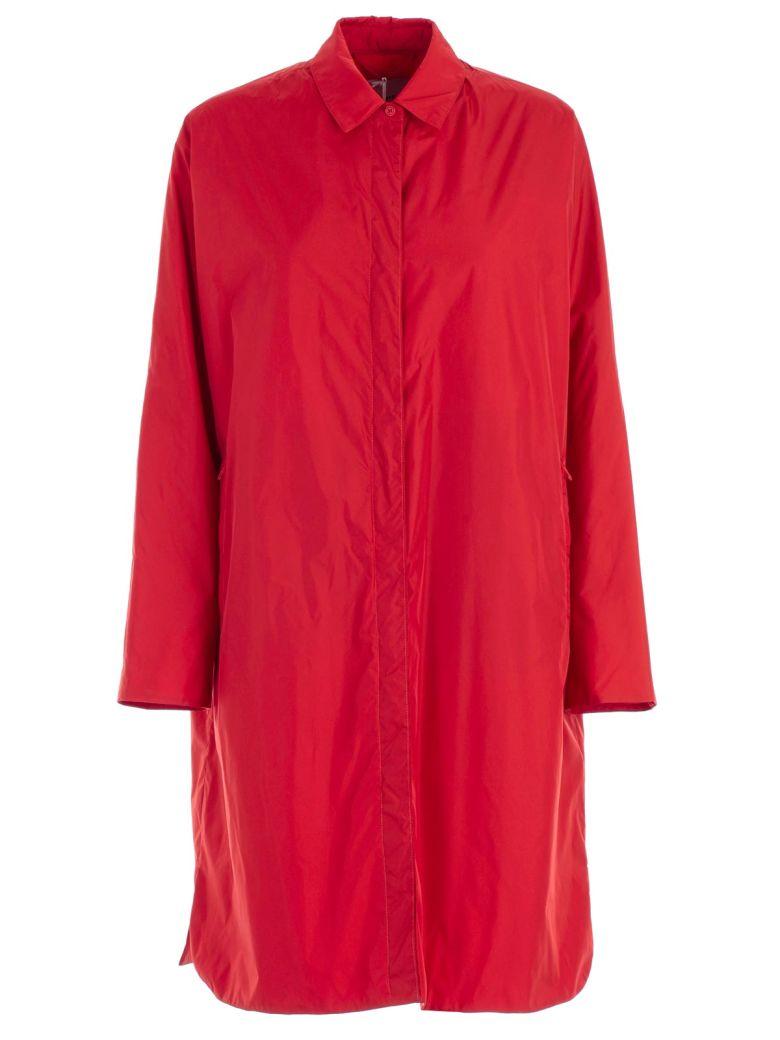 Aspesi Shirt Coat - Arancione