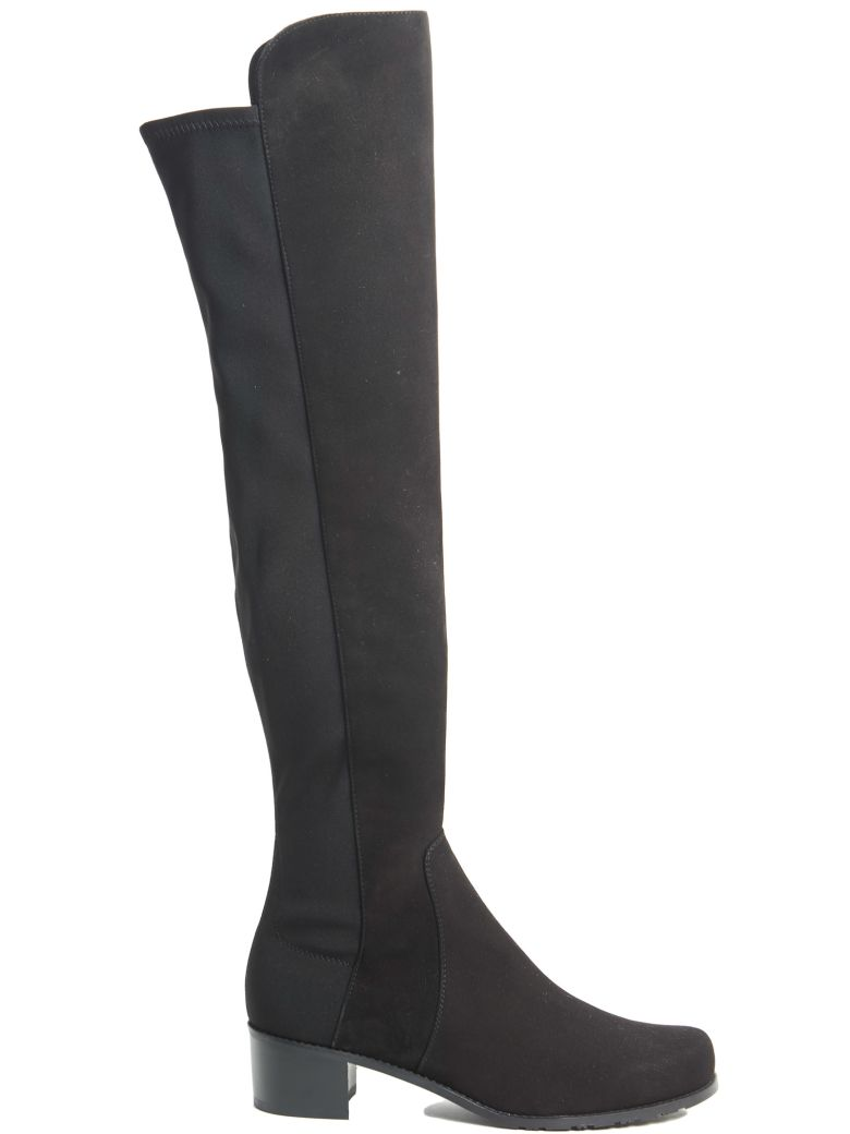 Stuart Weitzman 'slate' Shoes - Black