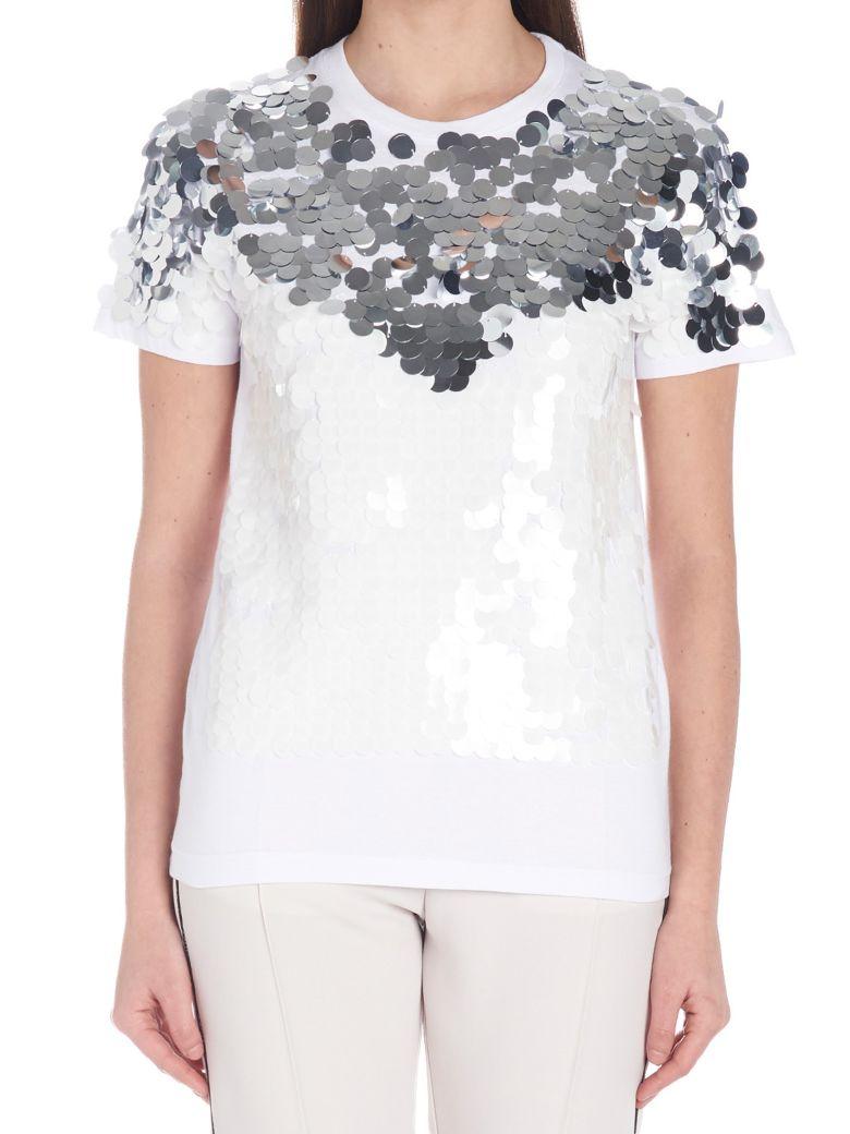 (nude) T-shirt - White