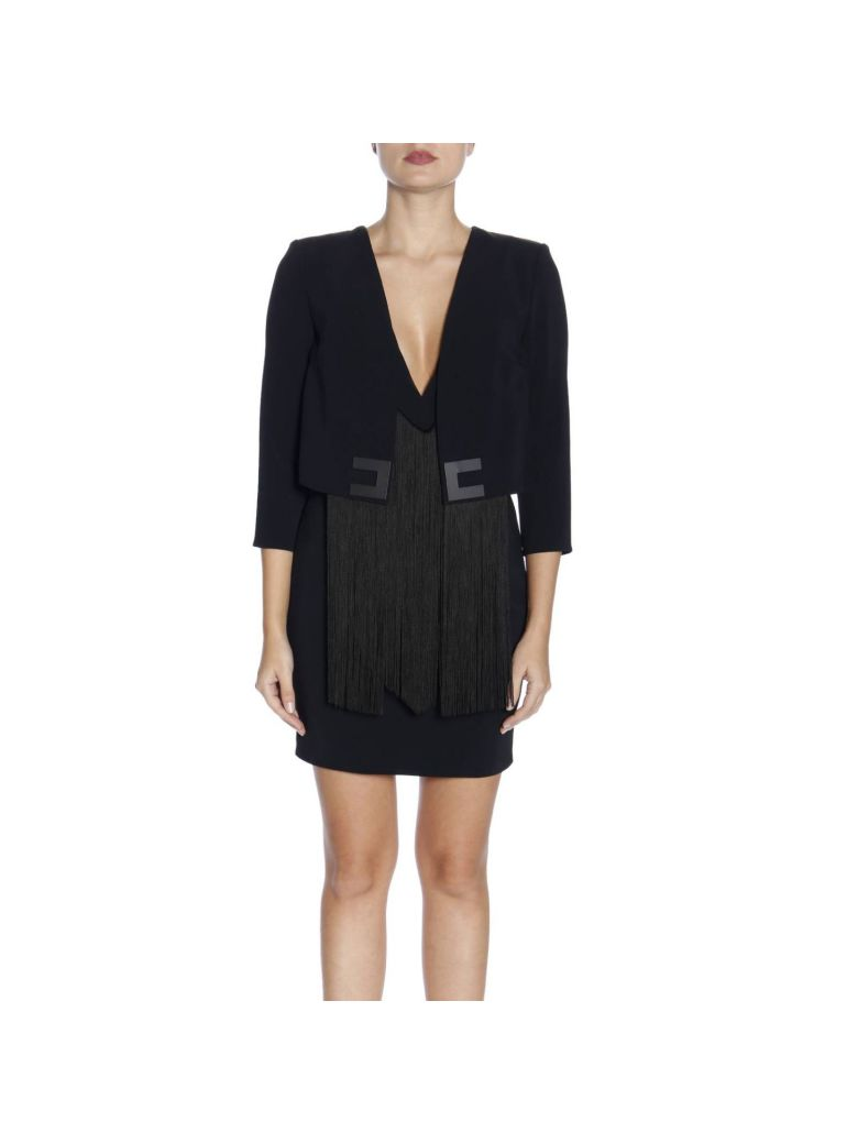 Elisabetta Franchi Celyn B. Elisabetta Franchi Dress Dress Women Elisabetta Franchi - black