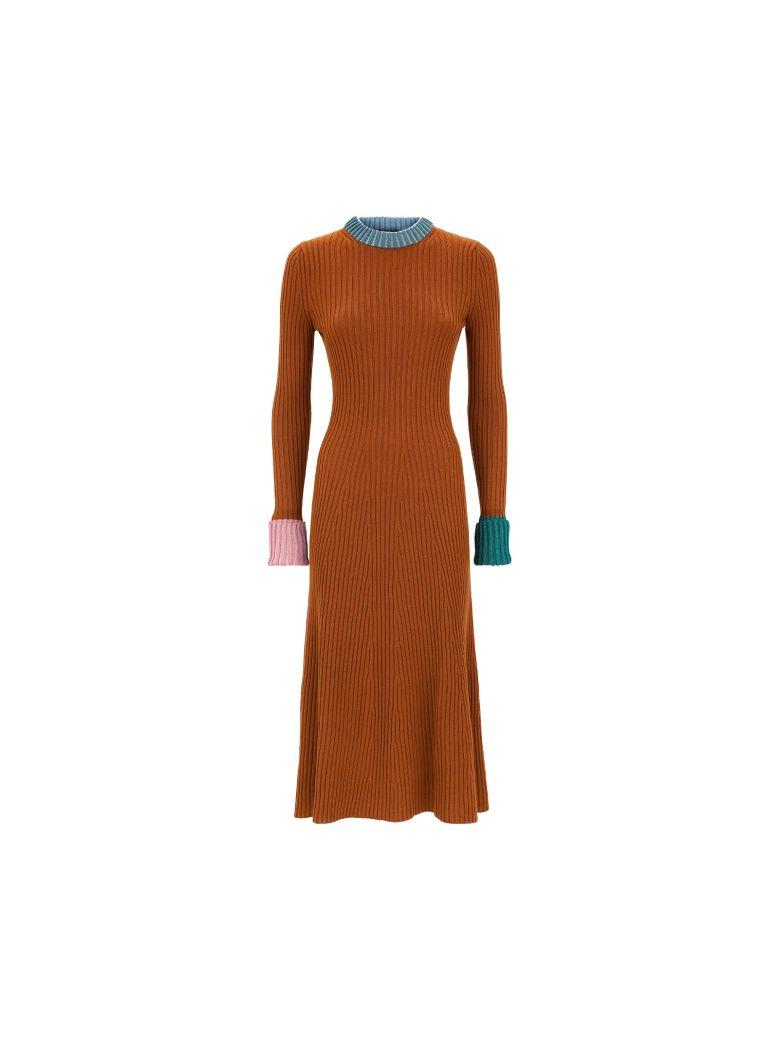 Lanvin Dress - Wood