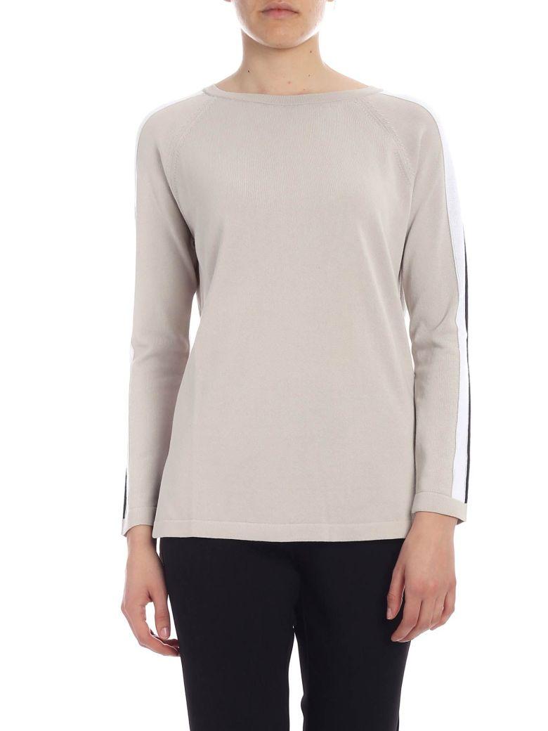 Kangra Contrast Bands Sweater - Basic