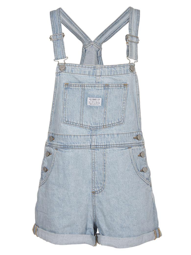 Levi's Classic Fitted Jumpsuit - Blu