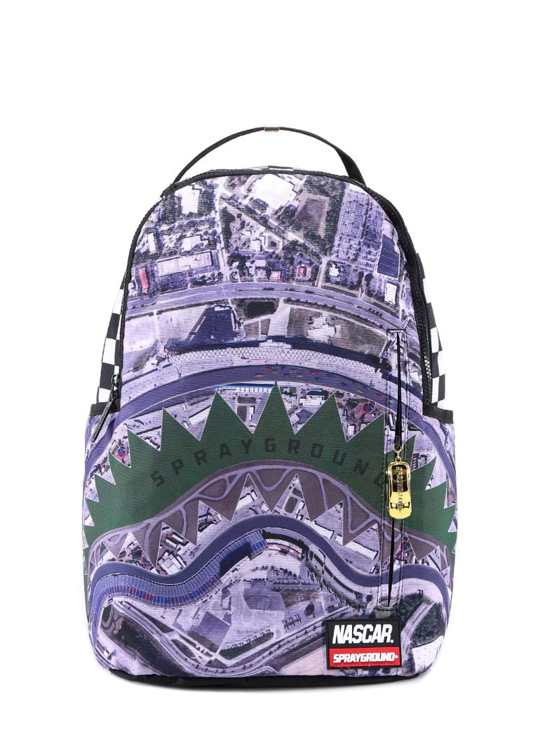 Sprayground Backpack - Grey