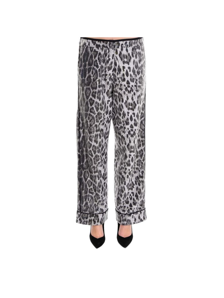In The Mood For Love Loren Trousers - Grey