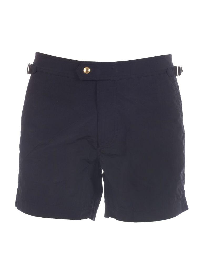 Tom Ford Classic Swim Shorts - Black