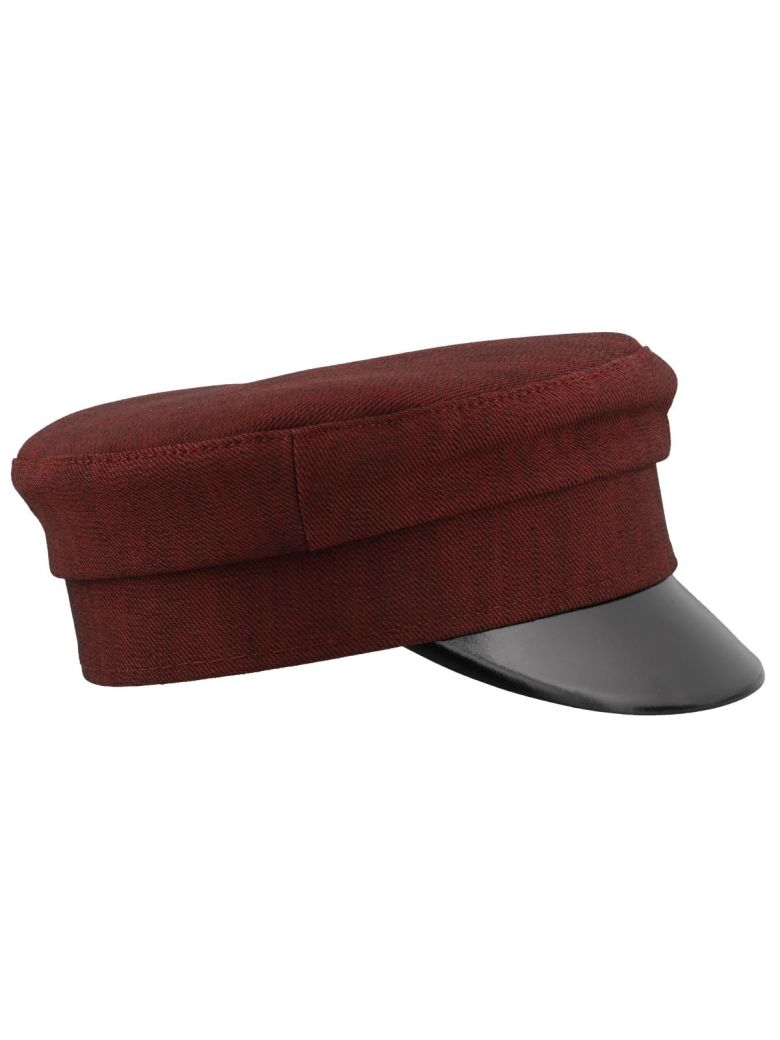 Ruslan Baginskiy Baker Boy Hat - Red