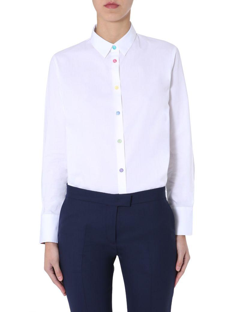 Paul Smith Regular Fit Shirt - BIANCO