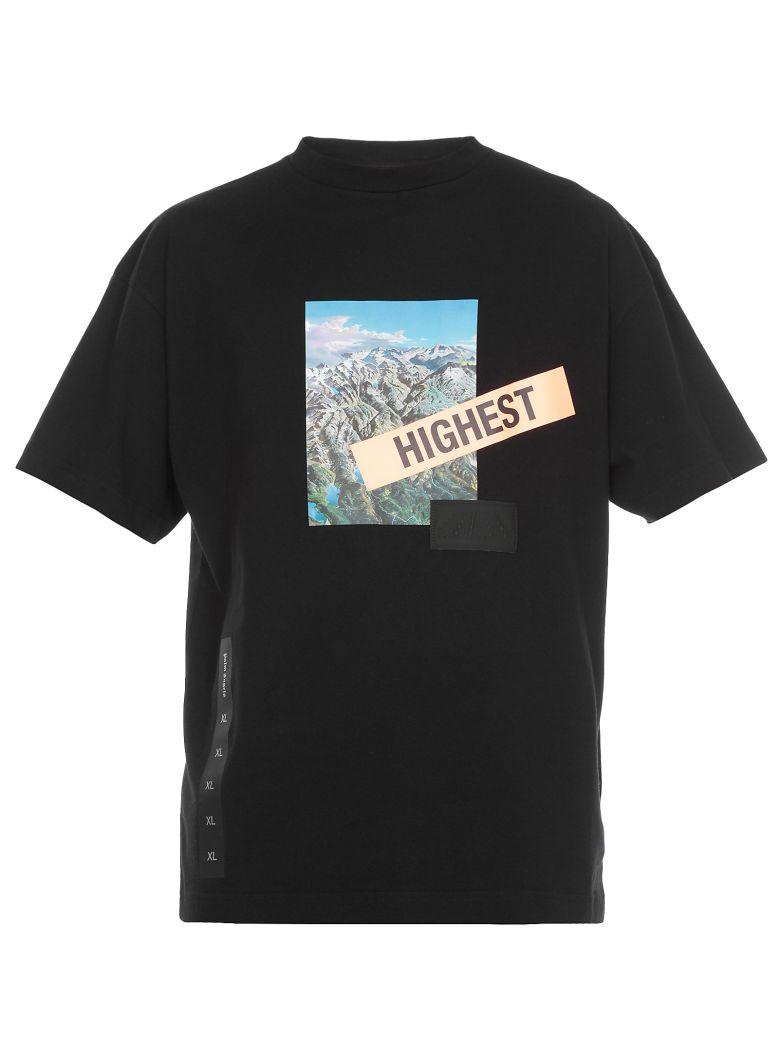 Palm Angels Yosemite T Shirt - Basic