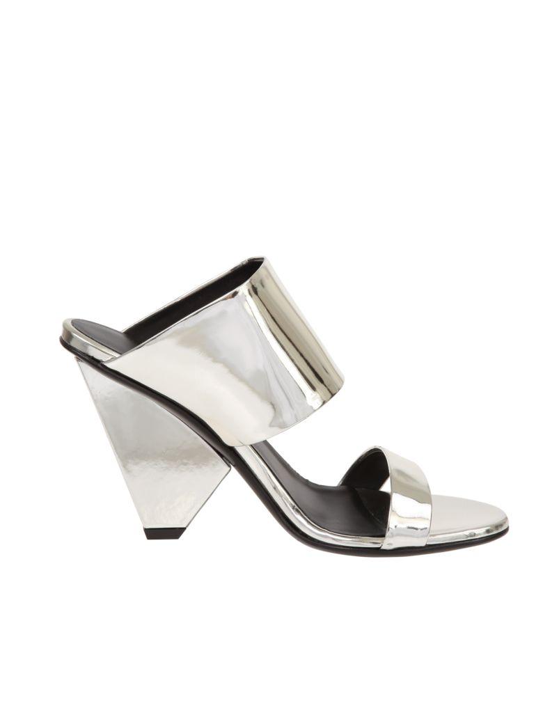 Balmain Paris Sandals - Silver