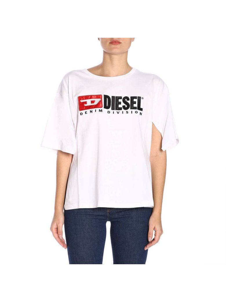 Diesel T-shirt T-shirt Women Diesel - white
