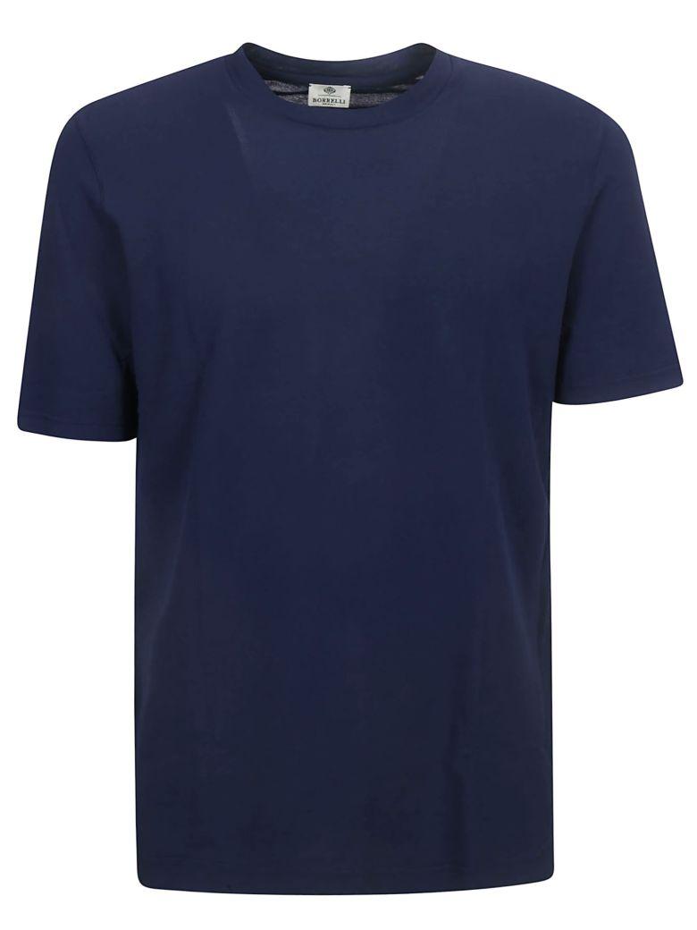 Luigi Borrelli Round Neck T-shirt - Basic
