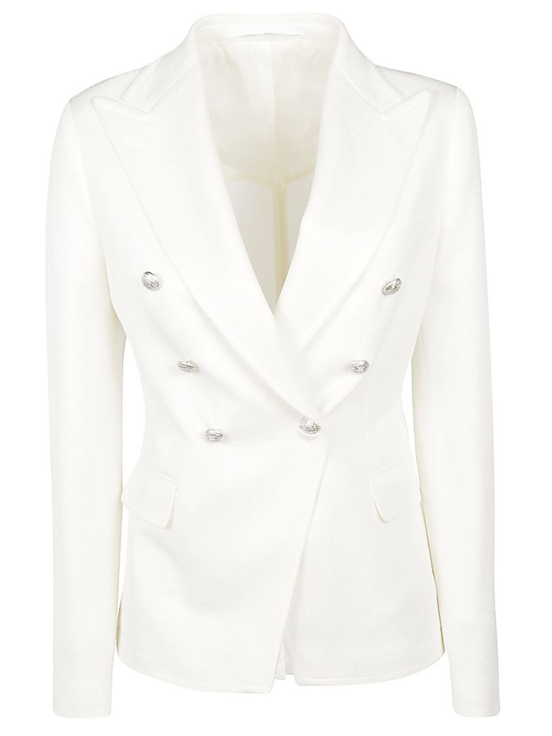 Tagliatore 0205 Double Breasted Blazer - Basic