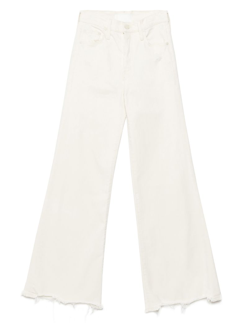 Mother 'the Tomcat' Jeans - Beige