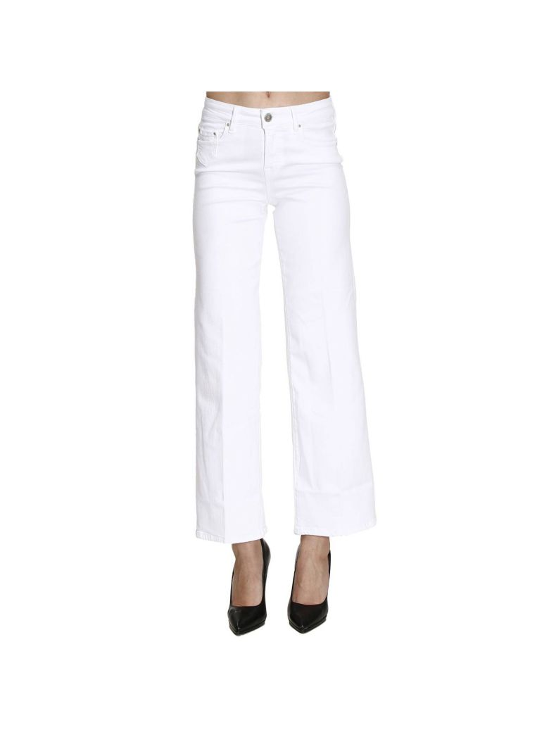 Don't Cry Jeans Jeans Women Don't Cry - White