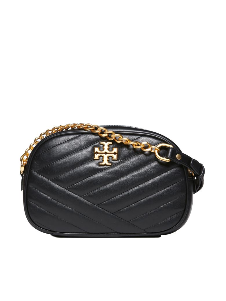 79427481087 Tory Burch Tory Burch Quilted Shoulder Bag - Black - 10891369