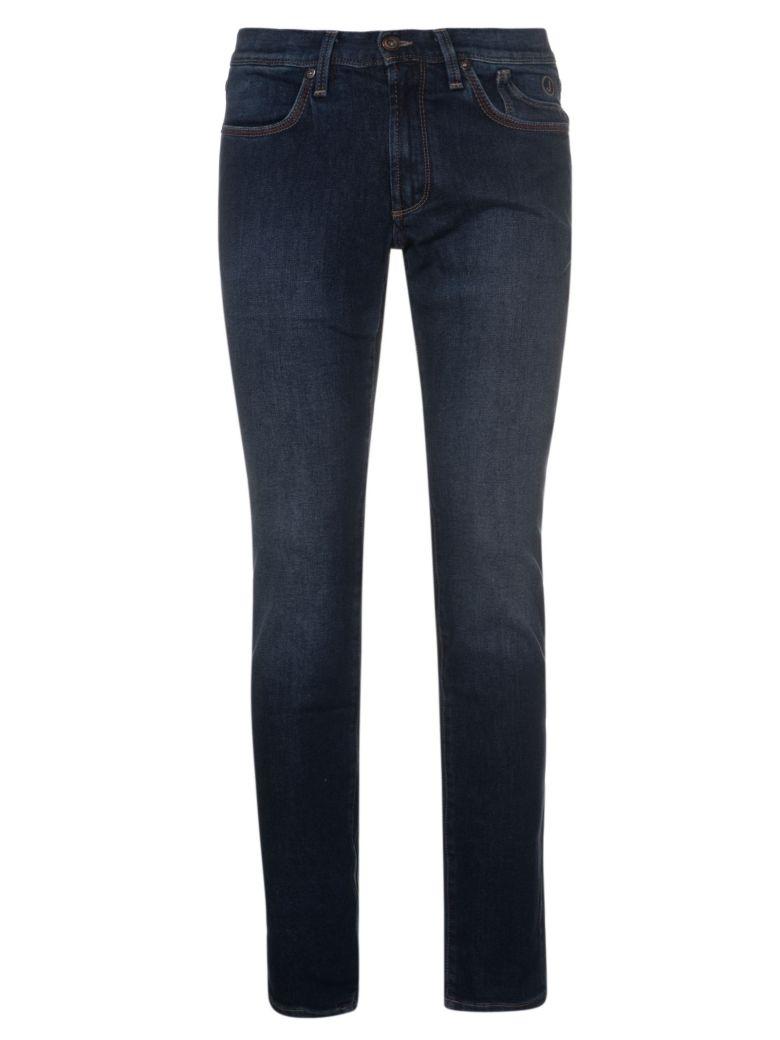 Jeckerson Slim Blend Jeans - Blue Black Sanded