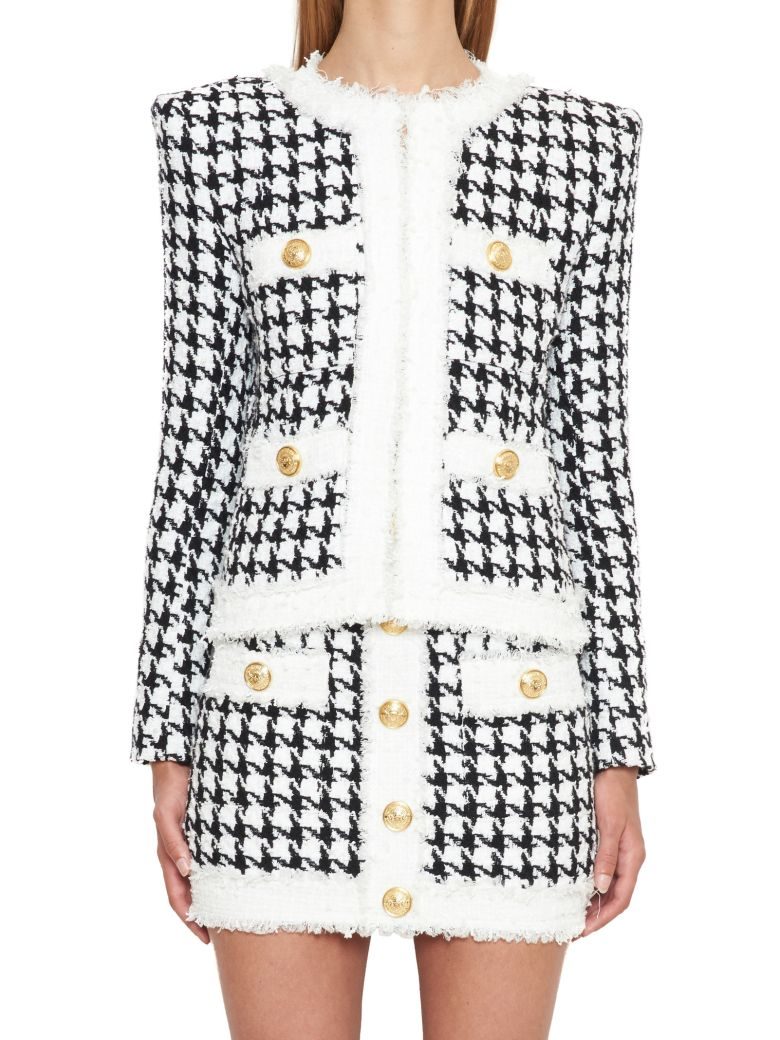 Balmain Jacket - Black&White