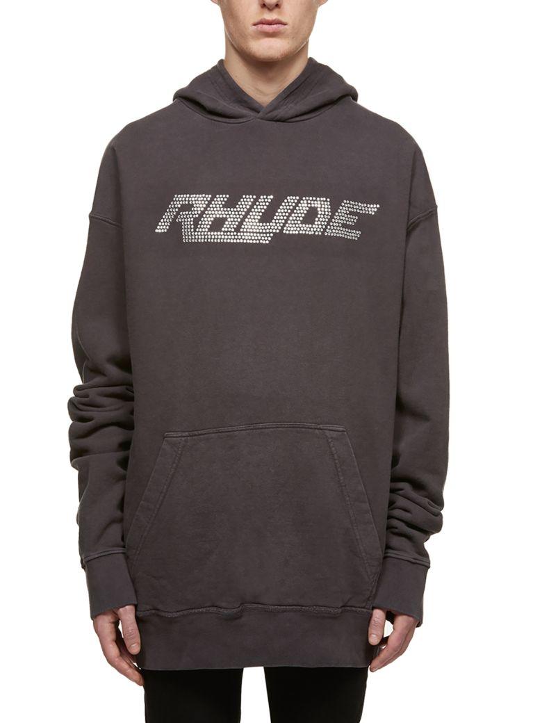 Rhude Fleece - Nero