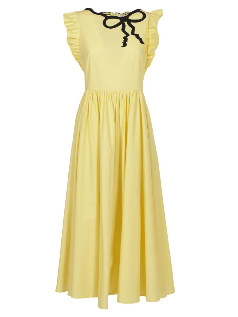Vivetta Sona Dress - Yellow