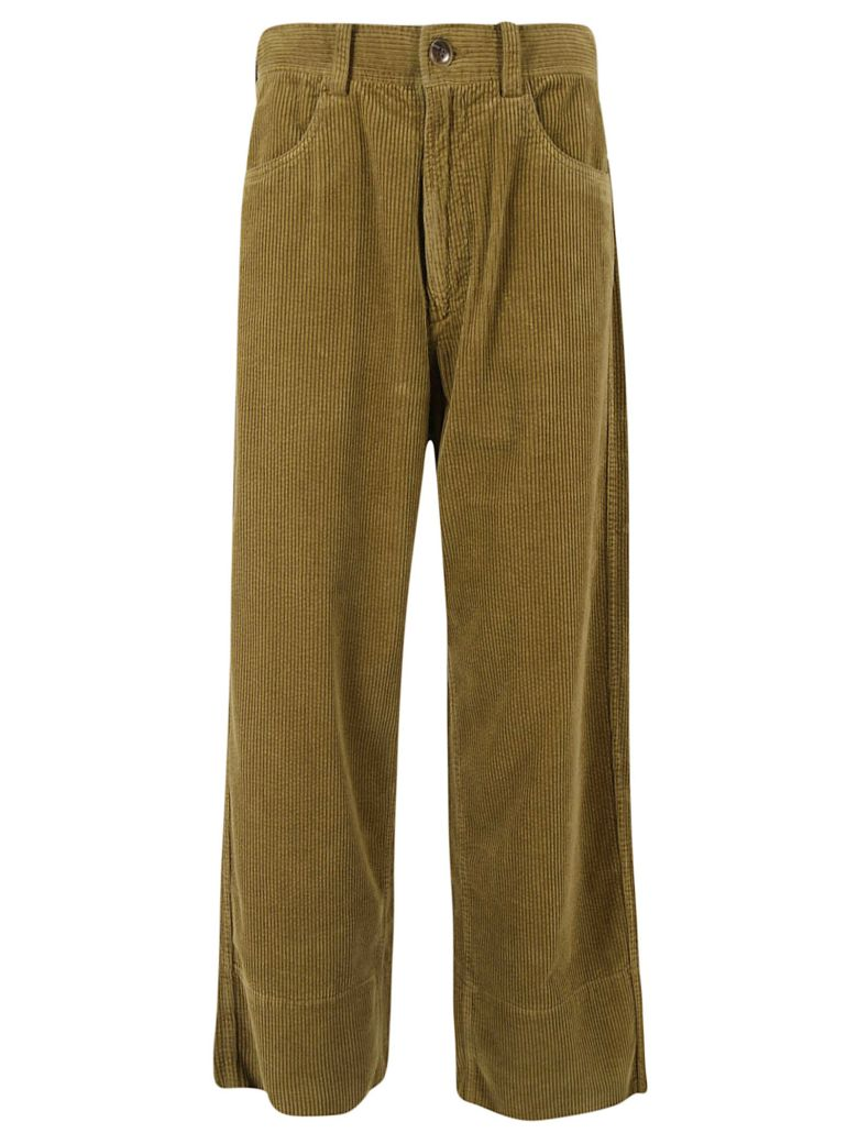 Sofie d'Hoore Wide Leg Trousers - Basic