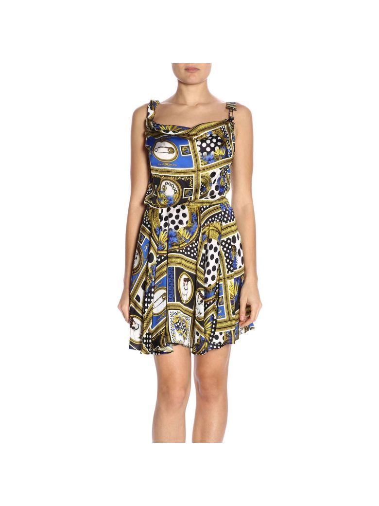 Versus Versace Versus Dress Dress Women Versus - multicolor