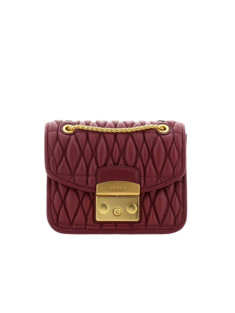 Furla Mini Bag Shoulder Bag Women Furla - cherry