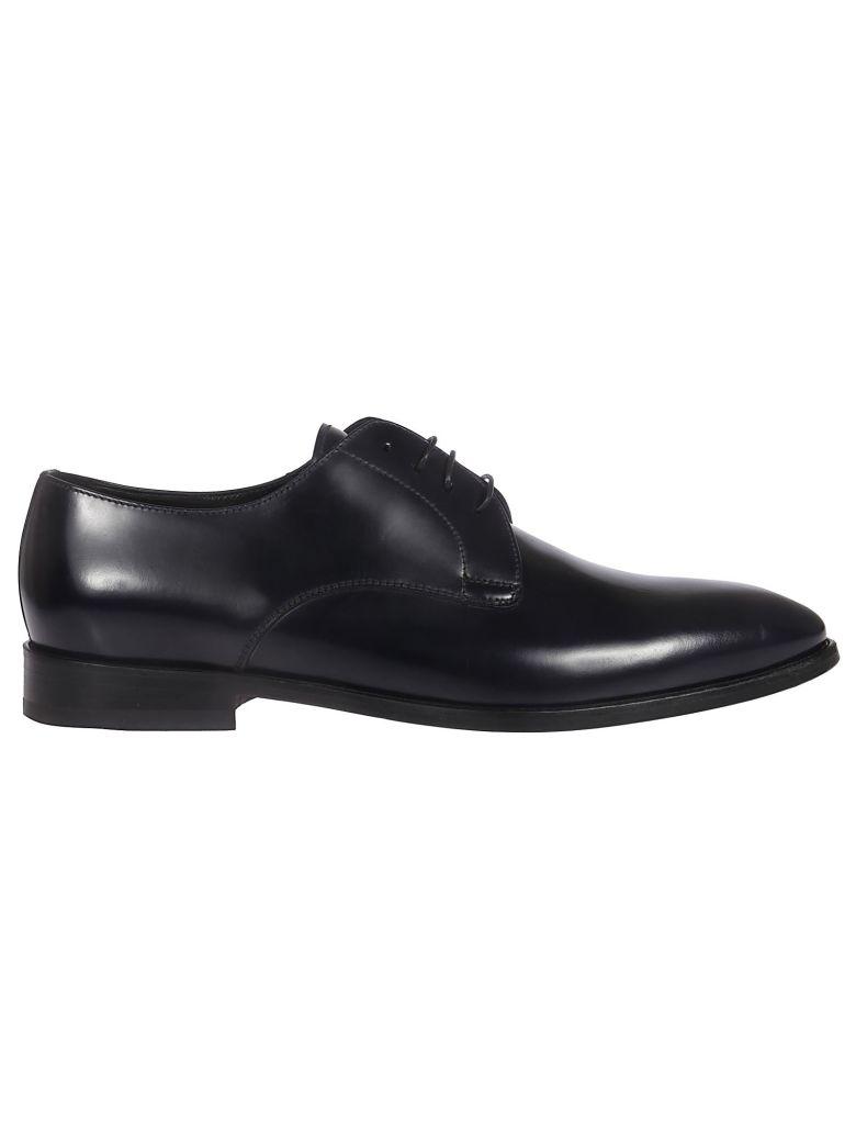 Doucal's Classic Lace-up Shoes - Black