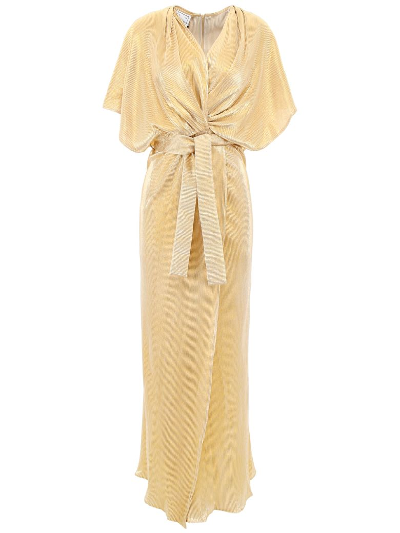 In The Mood For Love Amaya Tunic Dress - GOLD (Gold)