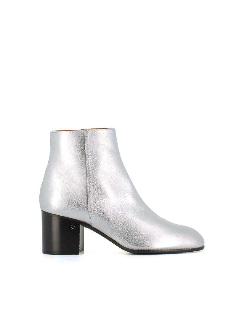 "Laurence Dacade Ankle Boots ""selda"" - Silver"