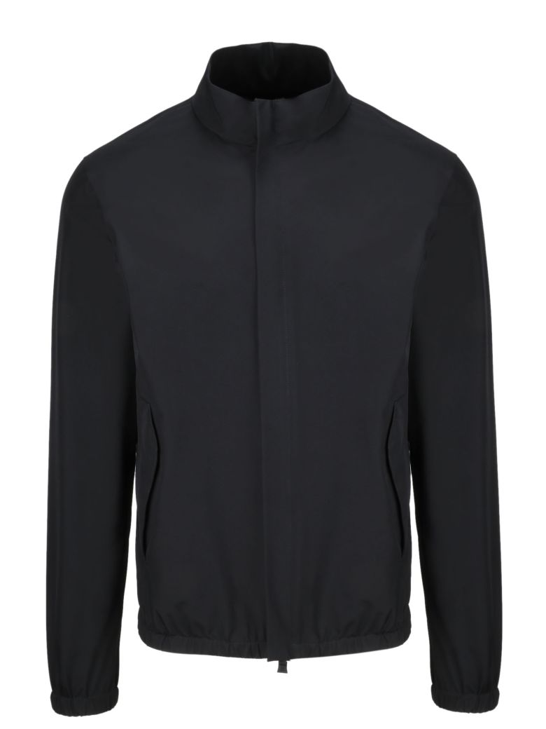 Herno High Collar Bomber - Basic