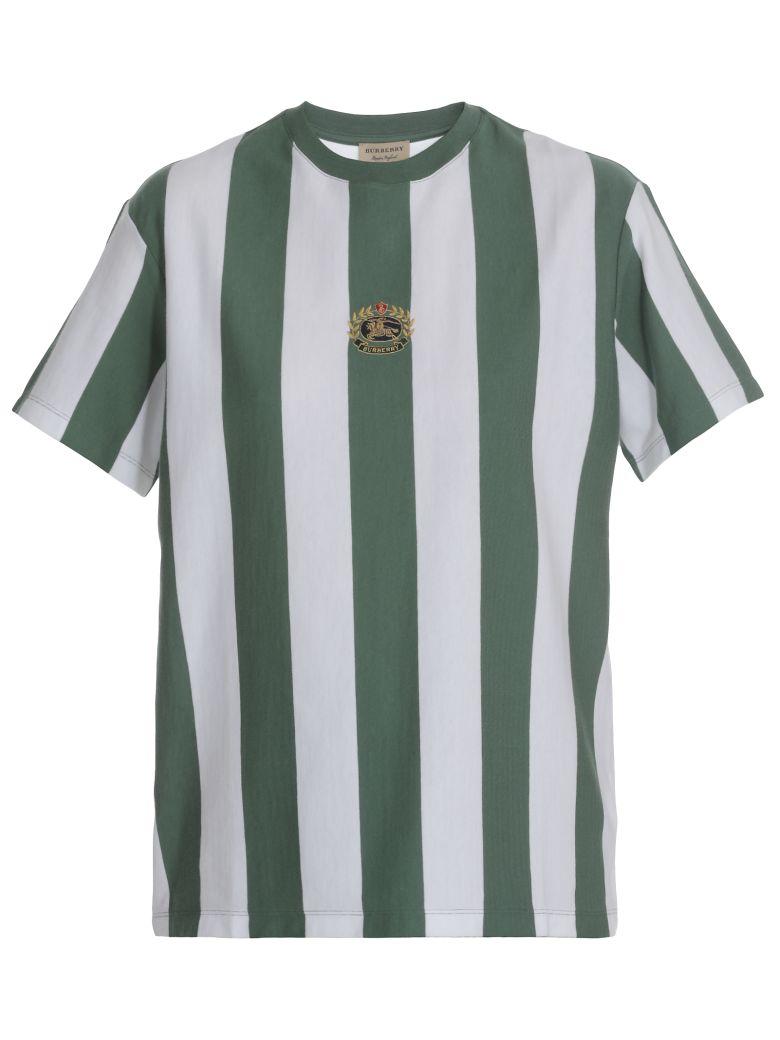 Burberry Asaro T-shirt - FOREST GREEN S