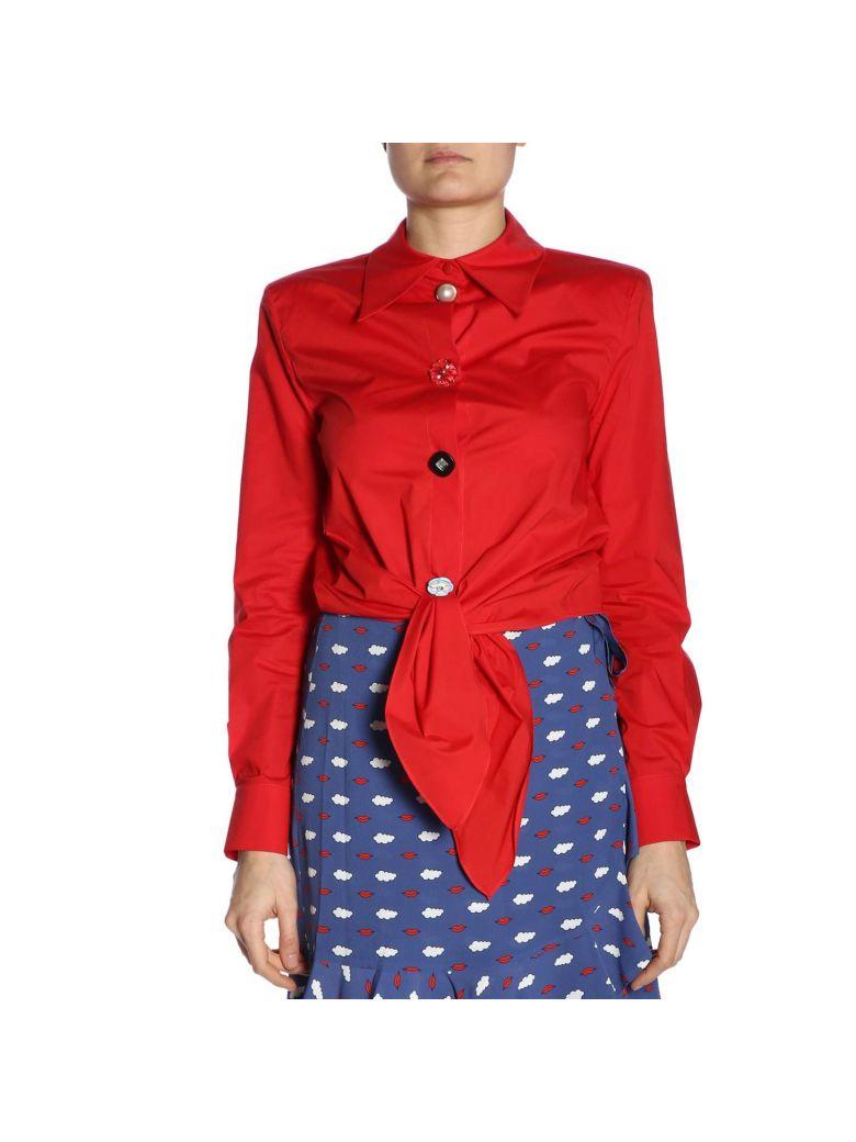 Vivetta Shirt Shirt Women Vivetta - Red