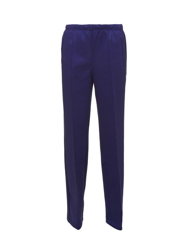 Prada Linea Rossa Straight Track Pants - Viola