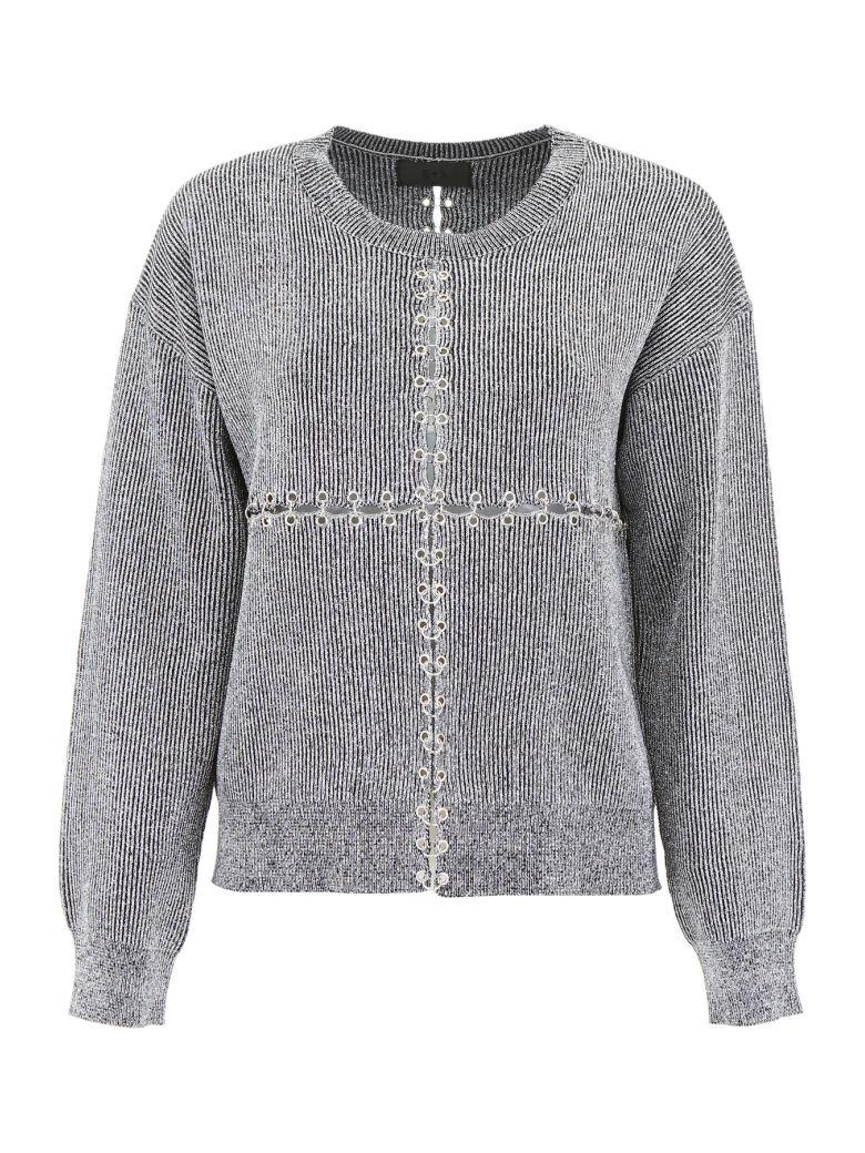 RTA Lurex Knit Pull - Basic