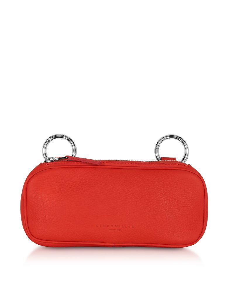Simon Miller Long Pop Pouch - Red