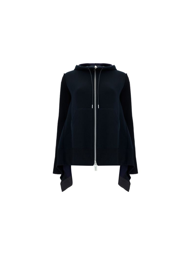 Sacai Sweatshirt - Black