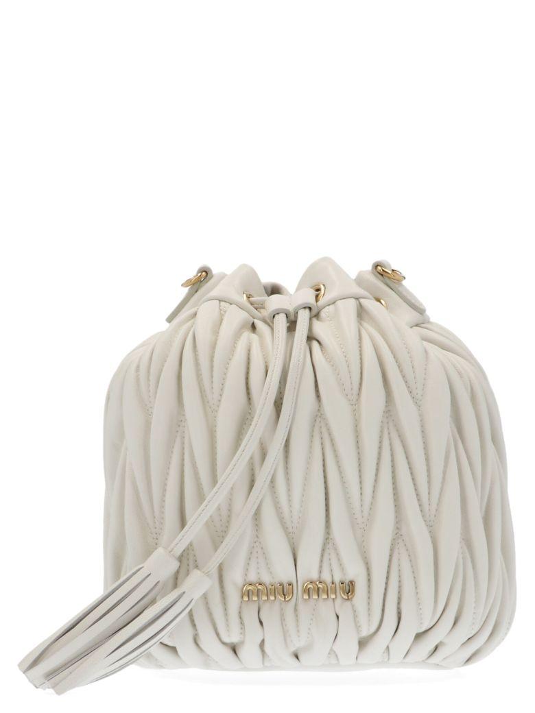Miu Miu Bag - White