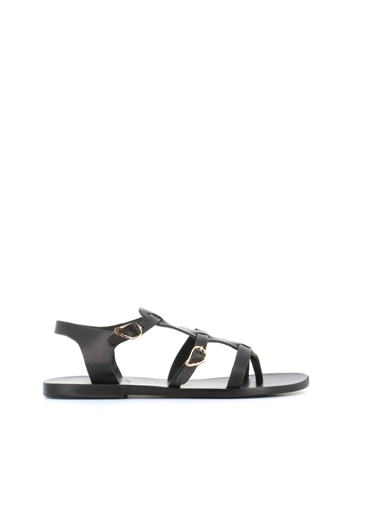 "Ancient Greek Sandals ""grace Kelly"" - Black"