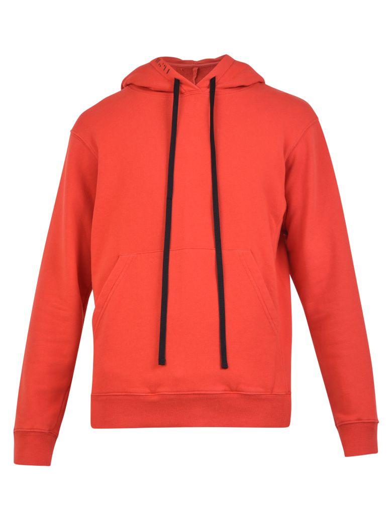 Ben Taverniti Unravel Project Branded Sweatshirt - Red
